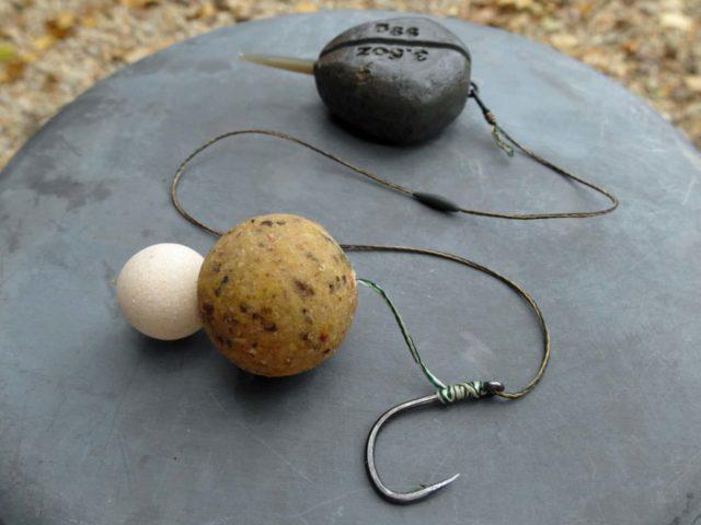 В зависимости от методов ловли весьма успешно используются как плавающие, так и тонущие бойлы