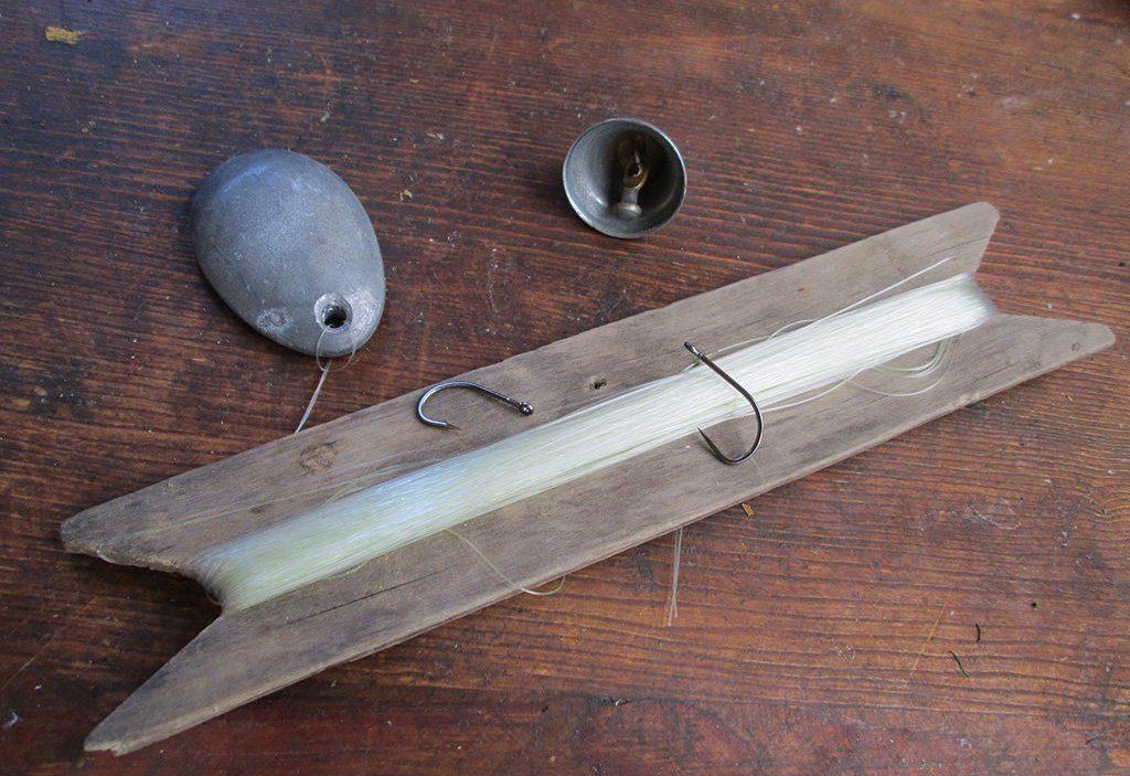 Закидушка для ловли рыбы