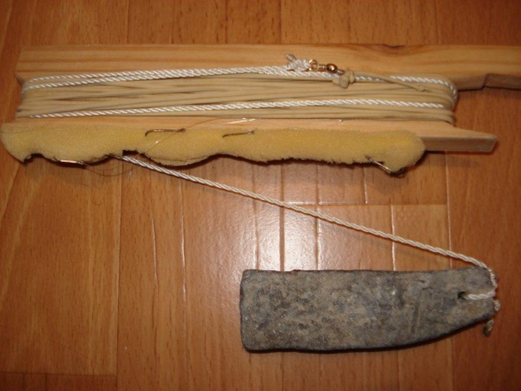 Резинка для рыбалки