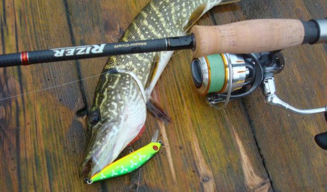 Успех рыбалки, во многом зависит от правильного выбора всех элементов спиннинговой снасти