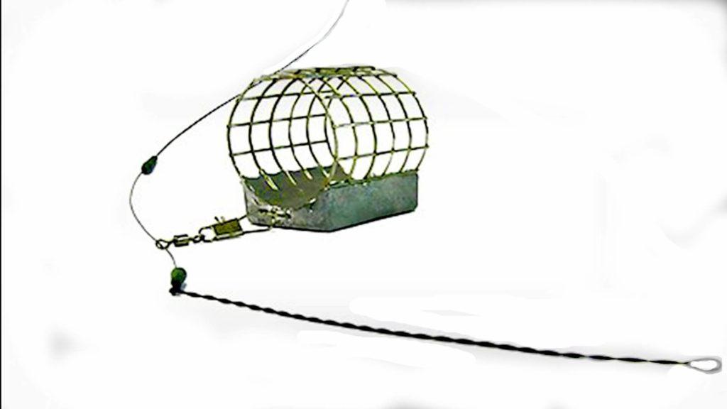 Использовать оснастку инлайн можно как с плетеной леской, так и с нейлоновой