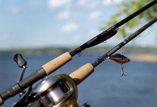 На малых реках, ручьях, небольших озерах и болотах, на платных прудах использовать длинные удилища нет смысла
