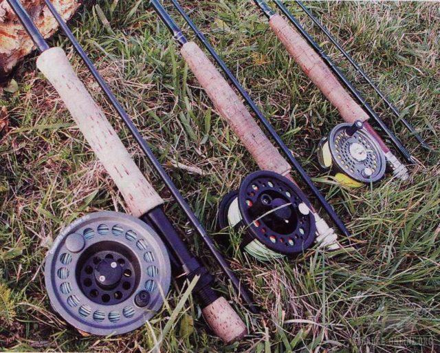 Начинающие нахлыстовики ограничиваются бланками 6-7 класса, чего достаточно для вываживания рыбы, весом до 4-х килограммов