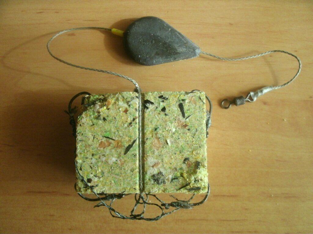 Макушатник для ловли карпа
