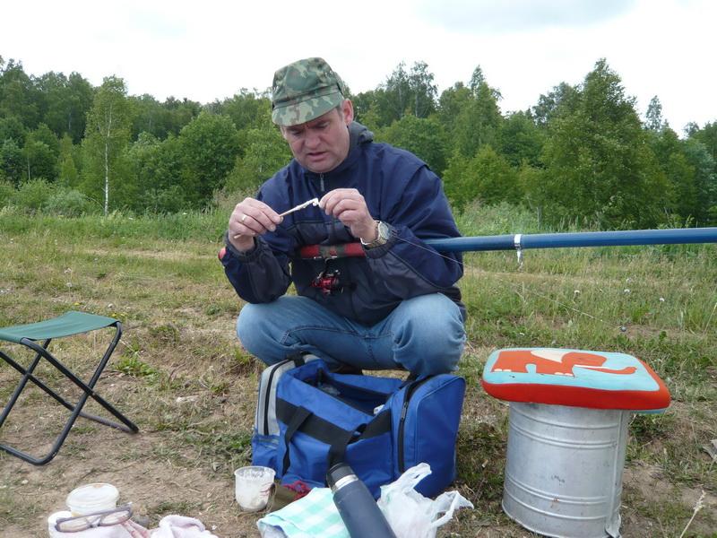 Тесто из манки для рыбалки. Как варить манку для рыбалки?