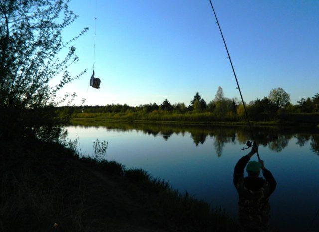 Все зависит от опыта рыболова и от водоема, где этот опыт будет применяться