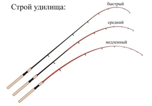Наиболее распространенными являются фидеры длиной от 3,6 до 3,9 м