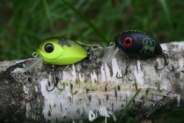 Цвет приманки играет существенное значение при ловле голавля