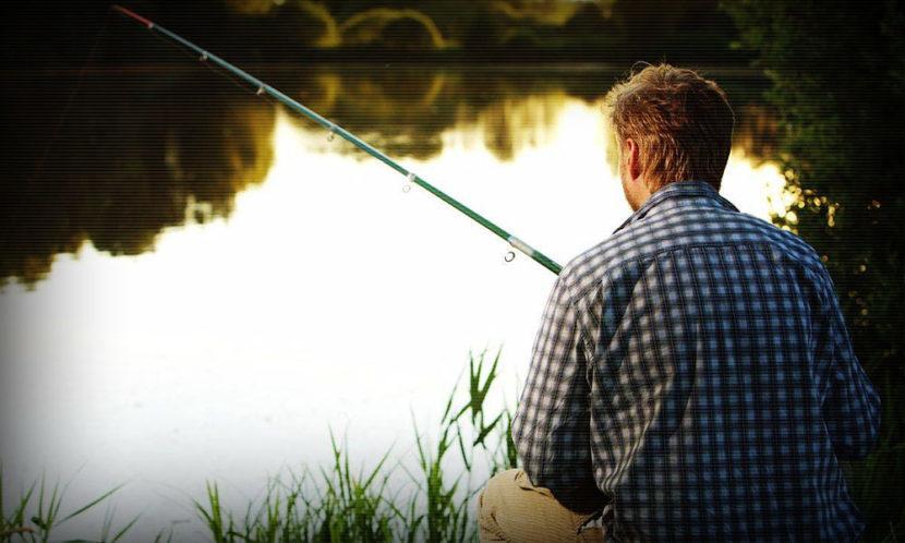Ловля на донку с берега рыбалка в июне