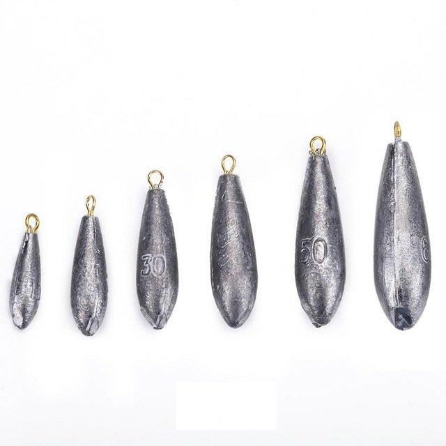 Если течение незначительное, а глубина небольшая, то грузило может иметь массу 100-150 г