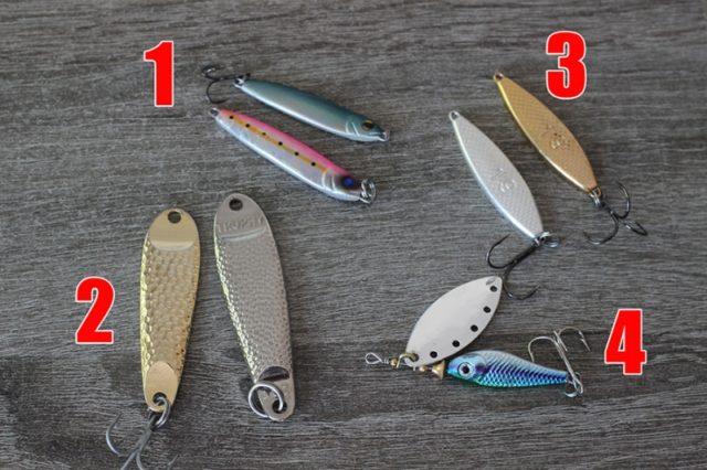 Использование узких воблеров позволяет рыбаку забрасывать приманку на дальние дистанции точно в цель