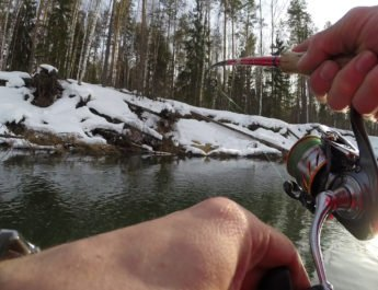 Как ловить щуку ранней весной на спиннинг?