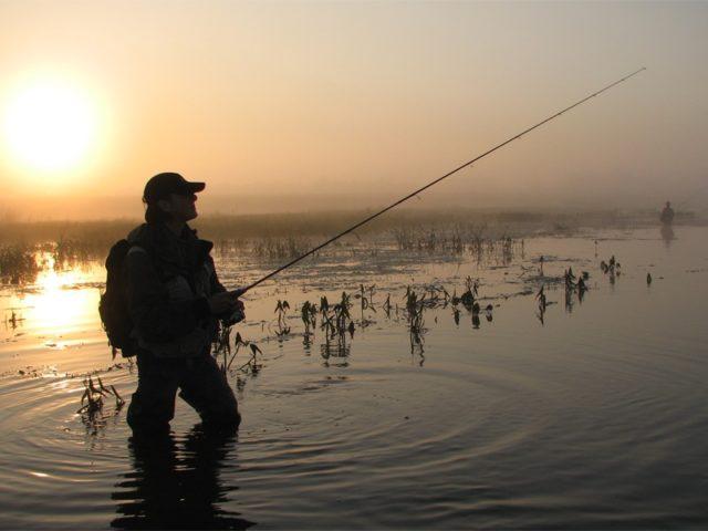 Спиннинг открыл новые возможности любителям рыбалки на эту замечательную и красивую рыбу