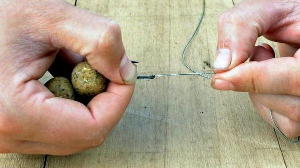 Такую снасть может собрать даже начинающий любитель рыбалки своими руками