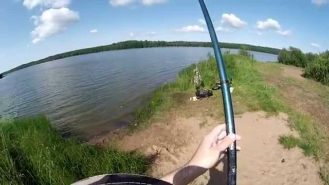 Ловля леща на поплавочную удочку