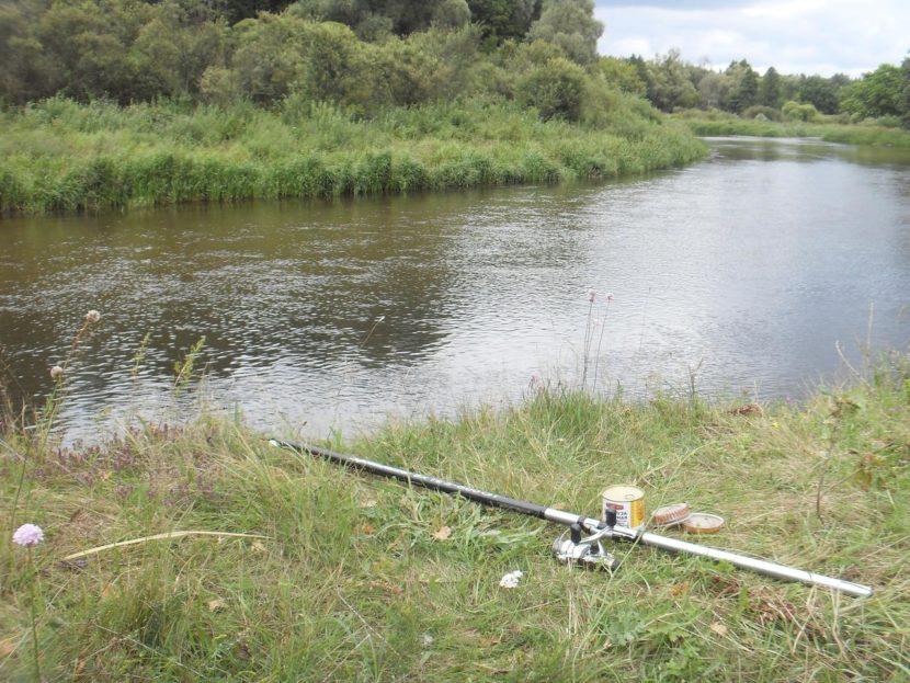 Донная ловля сома с использованием подводного поплавка
