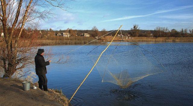 Тактика ловли подъемником - Все о рыбалке